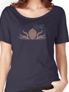 Monster Issues - Kraken Women's Relaxed Fit T-Shirt
