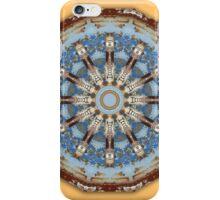 Rust-Art / mandala-style-rust, Rust Mandala iPhone Case/Skin