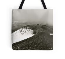 Looking Back on Cotopaxi Tote Bag
