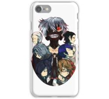 Whispers in the Dark iPhone Case/Skin
