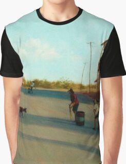 Ravenswood Cricket Graphic T-Shirt