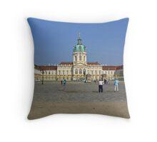 Charlottenburg Palace, Berlin Throw Pillow