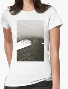 Looking Back on Cotopaxi Womens Fitted T-Shirt