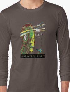 Hawkwind Merry Go Head Long Sleeve T-Shirt