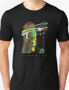 Hawkwind Merry Go Head Unisex T-Shirt