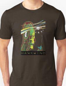 Hawkwind Merry Go Head Unisex T-Shirt