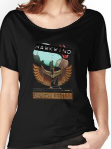 Hawkwind egypt Women's Relaxed Fit T-Shirt