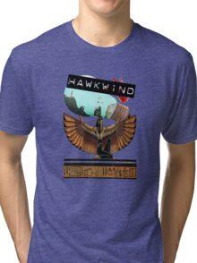 Hawkwind egypt Tri-blend T-Shirt