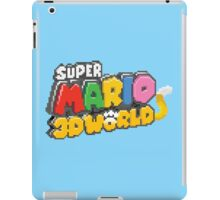 Super Mario 3D World iPad Case/Skin