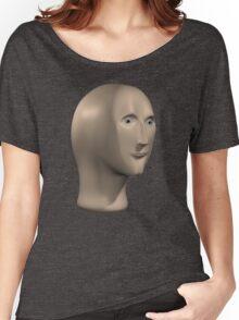 meme man Women's Relaxed Fit T-Shirt
