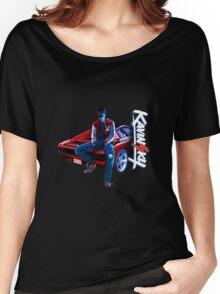 Kavinsky v2 Women's Relaxed Fit T-Shirt
