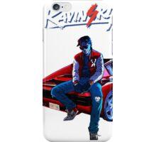 Kavinsky iPhone Case/Skin