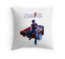 Kavinsky Throw Pillow