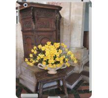 Spring Blessings iPad Case/Skin
