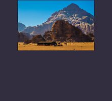 Jordan. Wadi Rum. Bedouin Camp. Unisex T-Shirt