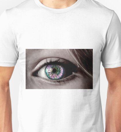 Blue iris Unisex T-Shirt
