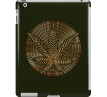 Cannabis Gold iPad Case/Skin