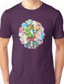 Caterpillar - Alice's Adventures in Wonderland Unisex T-Shirt