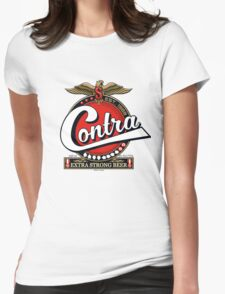 Contra Beer Womens Fitted T-Shirt