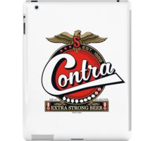Contra Beer iPad Case/Skin