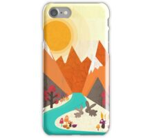 April iPhone Case/Skin