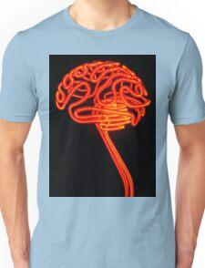 Neon Brain Unisex T-Shirt