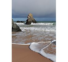 After the Rainbow on Sango Bay Photographic Print