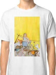 Junkyard Girl Classic T-Shirt