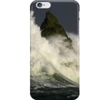 Church Rock - Side lit Explosion iPhone Case/Skin