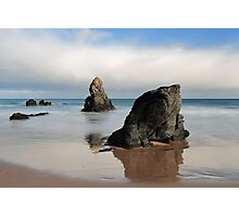 Giants on Sango Bay Photographic Print