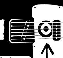 Ed's Custom Guitar! Sticker