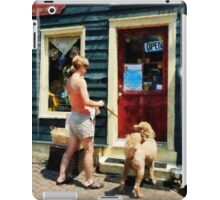 Please Can I Have A Treat iPad Case/Skin