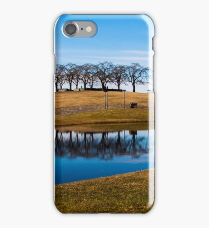 Skogskyrkogården - UNESCO World Heritage Site iPhone Case/Skin