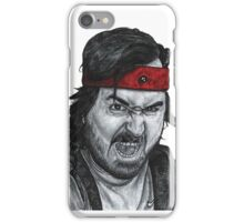 Brian 'Q' Quinn iPhone Case/Skin