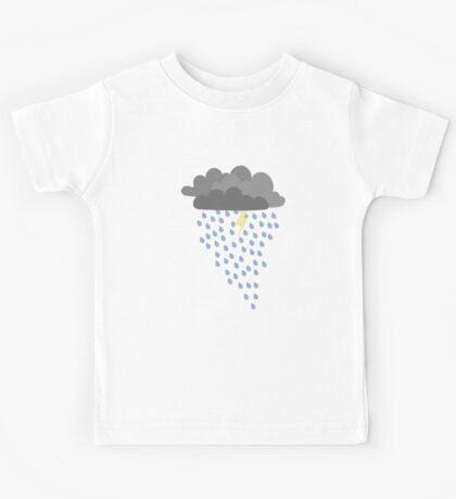 Rainy Day Kids Tee