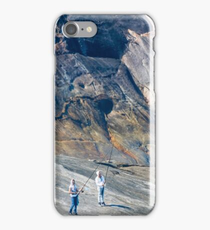 Rock Fishing iPhone Case/Skin
