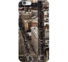 Flatiron Aerial iPhone Case/Skin