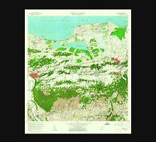 USGS TOPO Map Puerto Rico PR Manati 362144 1958 20000 Unisex T-Shirt