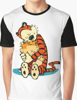 Calvin & Hobbes Graphic T-Shirt