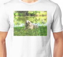 Yellow Lab by Lake Unisex T-Shirt