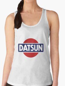 Old School Datsun Car Shirt, Sticker, Case, Skin, Poster, Mug Old School Classic Women's Tank Top