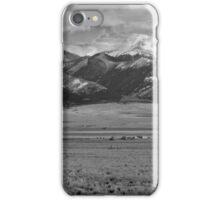 San Luis Valley iPhone Case/Skin