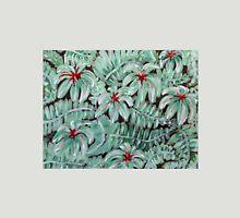 Tropical Jungle Plant Print Unisex T-Shirt