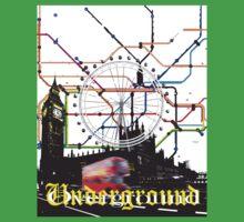 Underground Overground Baby Tee