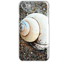 Solitary Shell iPhone Case/Skin