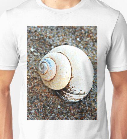 Solitary Shell Unisex T-Shirt
