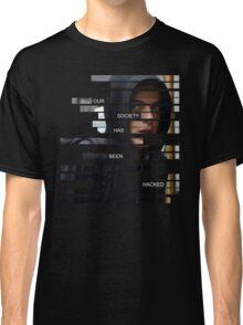 Elliot Alderson - Mr Robot Classic T-Shirt