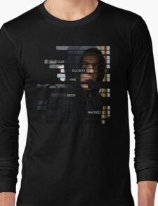Elliot Alderson - Mr Robot Long Sleeve T-Shirt