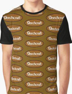 Beechcraft Aircraft Graphic T-Shirt