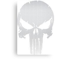 Punisher silver Canvas Print